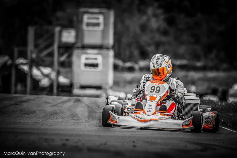 Motorsport Ireland Karting Championship 2016 - Round 4 - Nutts Corner