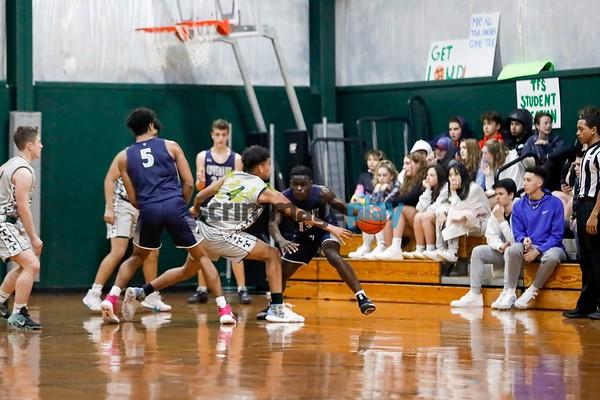 Covenant versus Tandem boys basketball 2020