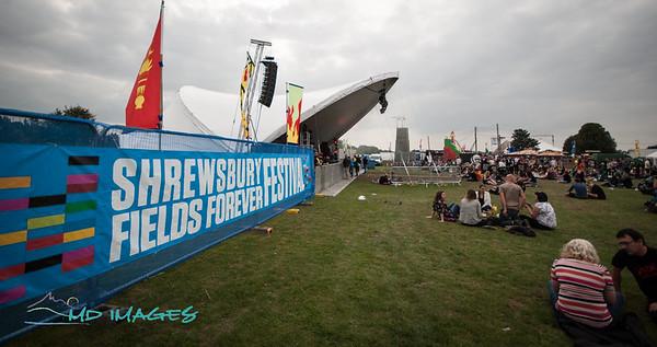 Shrewsbury Fields Festival 2014
