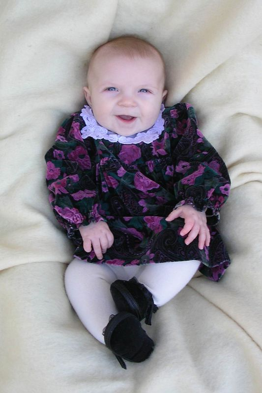 Abbie - Four to Six Months
