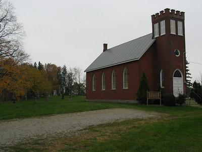St. Charles Anglican Church, Ostrander