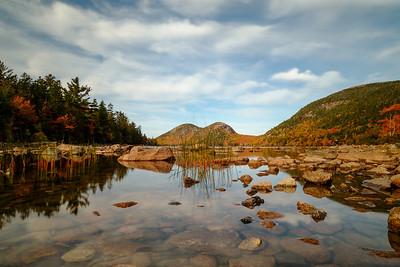 Acadia Leaf Peeping