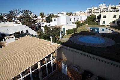 Thursday 6 March 2014 : Olhos d'Agua, Algarve