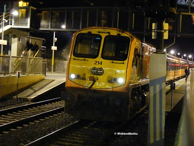 Portarlington (Rail), 23-01-2009