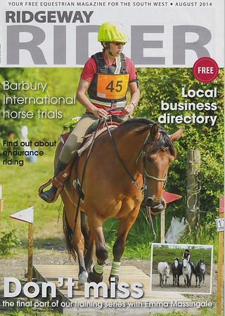 Ridgeway Rider Magazine