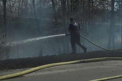 Hardy Road Brush Fire