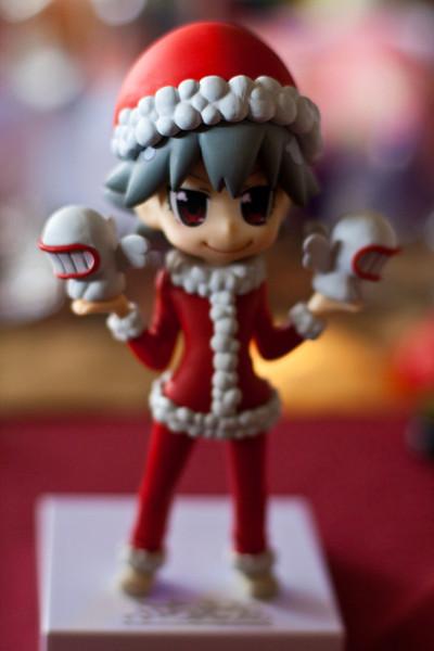 Kaworu Nagisa from Evangelion!