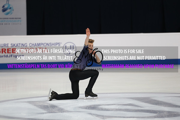 Junior Men SP