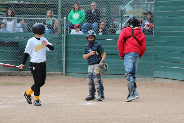 130330 Pittsburg Athletics vs Clayton Valley Athletics