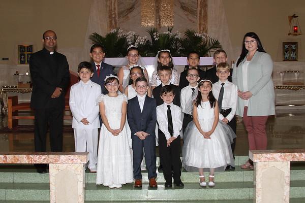 2019 St Joseph First Communion