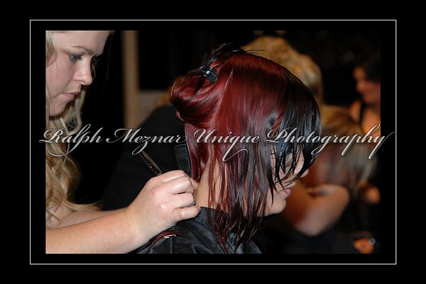Tafe Hair and beauty 2007