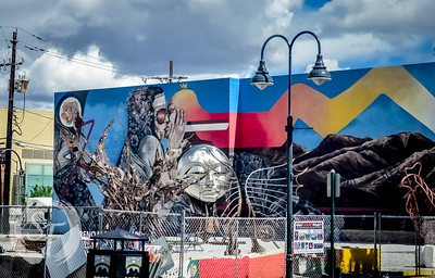 Reno, Nevada Street Art