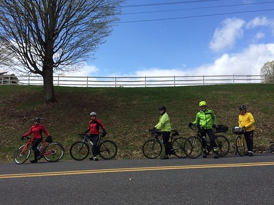 April 27 Saturday Alternate Ride