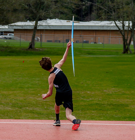 Field events Set three: Track and Field Nisqually meet 2, 03/27/2019