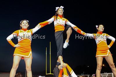 Cheer JV Fairfax 10/8/15