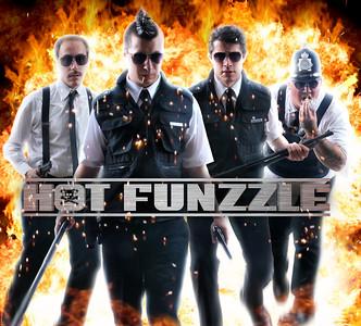 Funzzle- Hot Funzzle Album Art