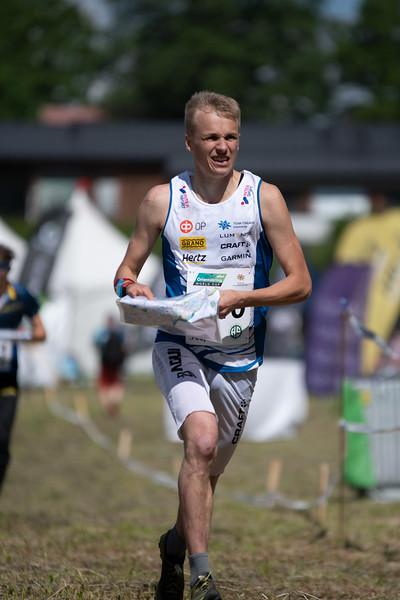 Aleksi Karppinen, kuva: SSL/Anu Uhotoinen