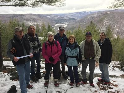 January 4 Wednesday Hike