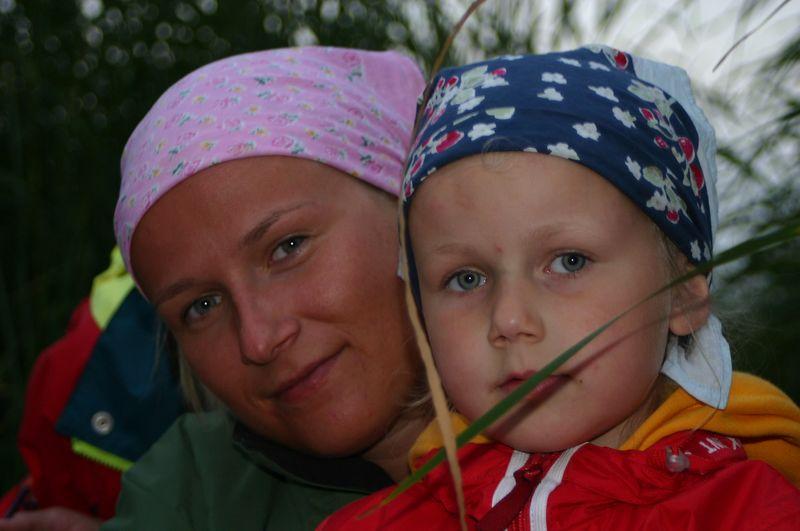 Mari ja Natu Saaremaal