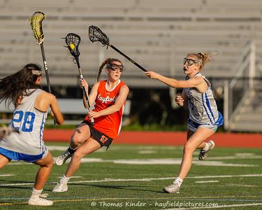 Girls Varsity Lacrosse v West Potomac 5/21/19