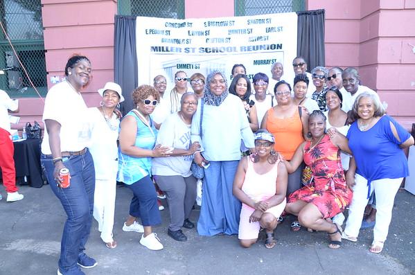 Miller St. School Reunion