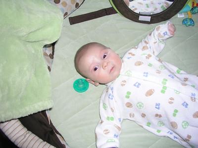 Baby Nicholas from Olympus