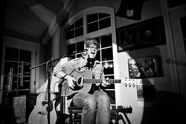 Brett Dennen at The Barn 10/31/16