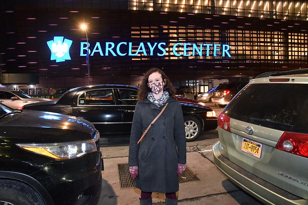 Barclay's Center Honors Healthcare Heroes