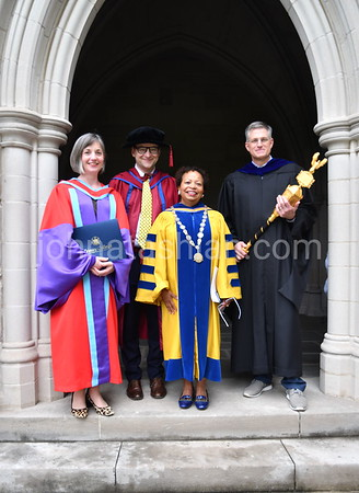 Trinity College - Honors Day - May 3, 2019