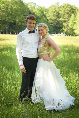 Bailey and Conners Prom