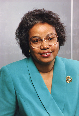 Dr. Lucretia Coleman, GC professor emeritus