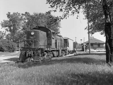 GM&O—Trains