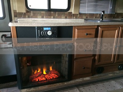 Fireplace for heat or no heat and just ambiance