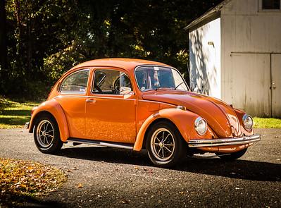 Bob R Orange VW
