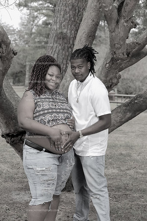 Teaya and Darion Eddington