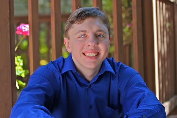 Bryan's Senior Photos