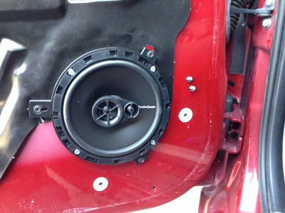 Chrysler Speaker Installations
