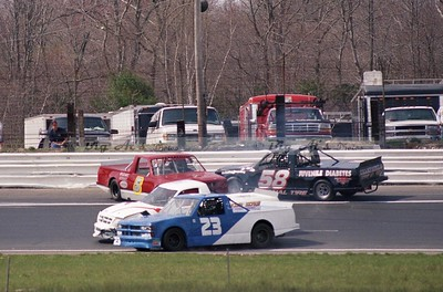 Waterford Speedbowl-Trucks