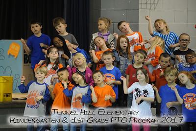 3.20.17 Kindergarten & 1st Grade PTO