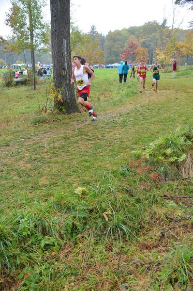 2012-10-06 Woods Trail Run Boys 2