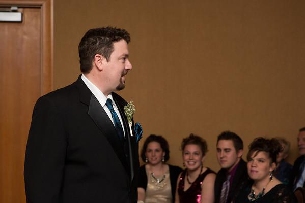 Tom and Amelia Wedding - Ceremony