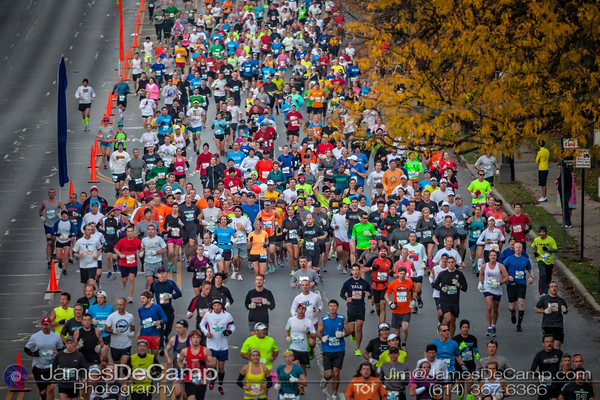 2012 Columbus Marathon