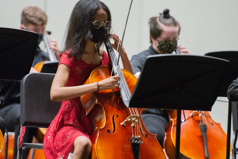 Ballard Senior Orchestra Concert 2021