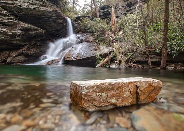 Paddy's Creek Falls
