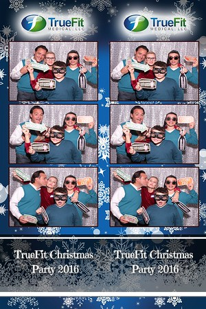 TrueFit Medical Holiday Party 2016