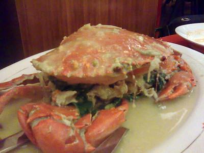 April Date at Zamboanga Restaurant