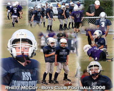 Football Collages