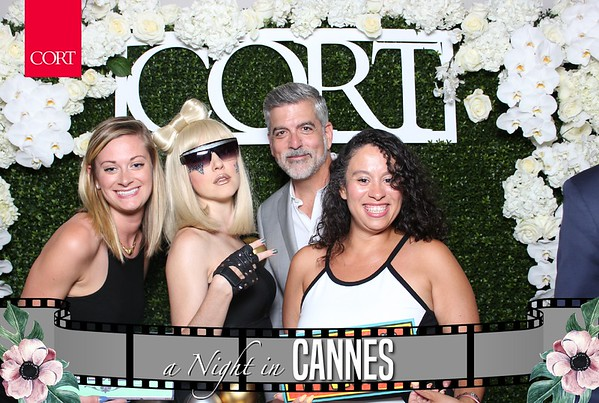 Cort NYC Gale   A night in Cannes