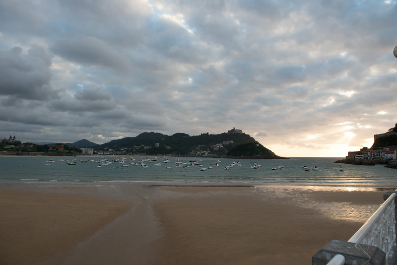 Bay of Biscay, San Sebastian