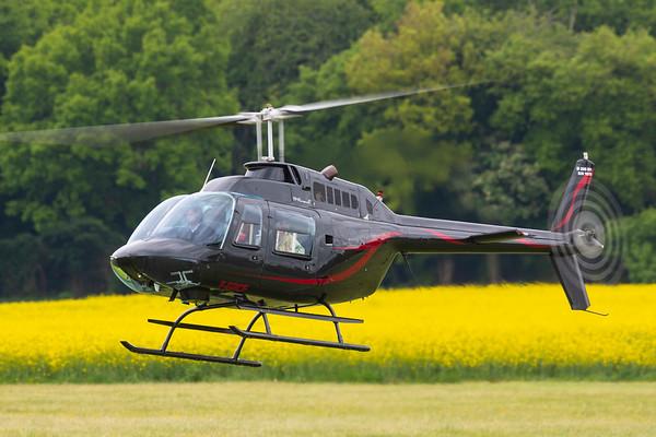 F-GRCE - Bell 206B-2 Jet Ranger